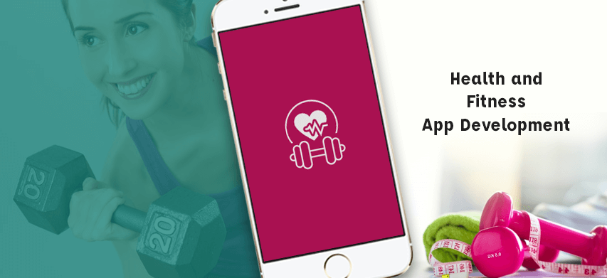 Health and fitness app development