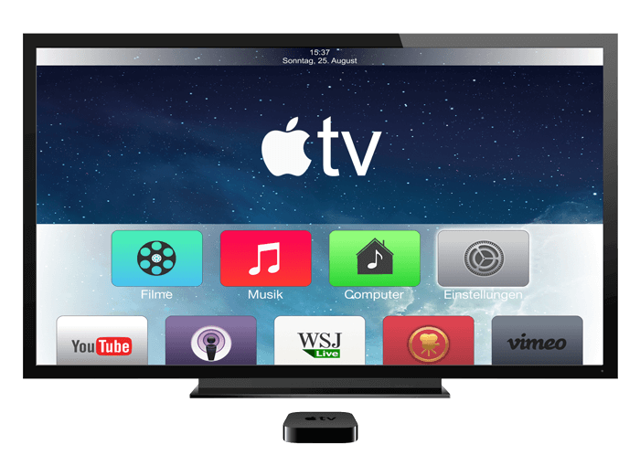 apple tv app development