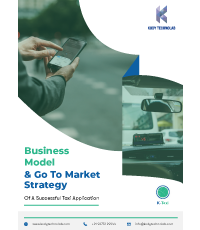 Download Ebook of taxi-hailing business model & go to market strategy